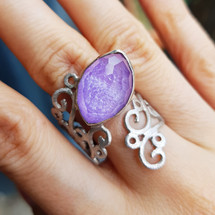 tonia_makri_purple_zandrite_gemstone_silver_statement_ring