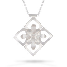 Alice_Barnes_handmade_jewellery_sterling_silver_recycled_silver_rhombus_necklace