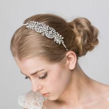 Rosemary Wedding Bridal Hair Comb | Bridal Hair Comb | Wedding Hair Slide | Lily Luna Edinburgh ...