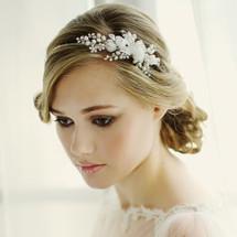 Rose Bulb Side Headband