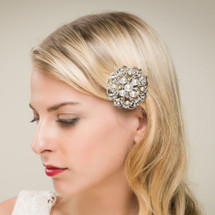 Gatsby Glamour Pearl Hair Comb