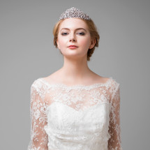 'Missandei' Traditional Bridal Tiara