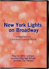 New York Lights on Broadway Case Cover