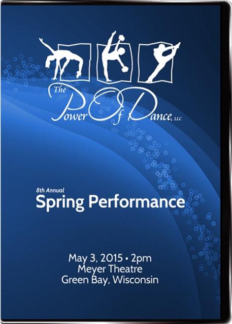 Power of Dance Recital 2015