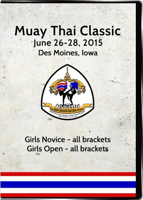 Muay Thai Classic 2015: Division DVD