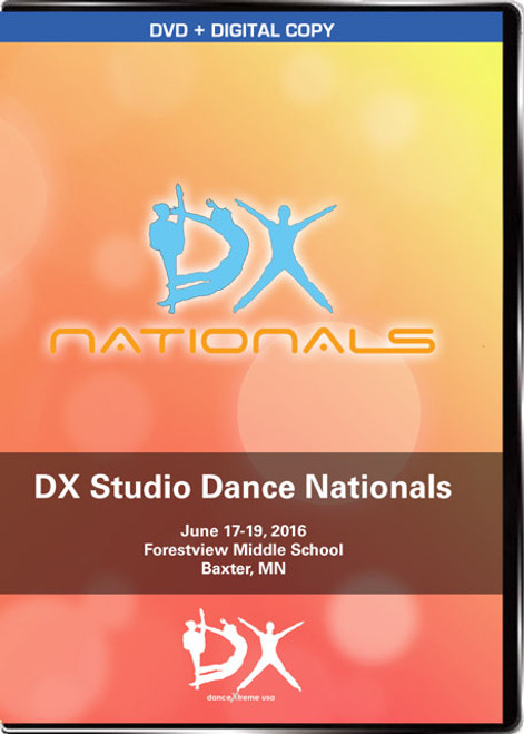 DX Nationals Studio Dance Competition 2016