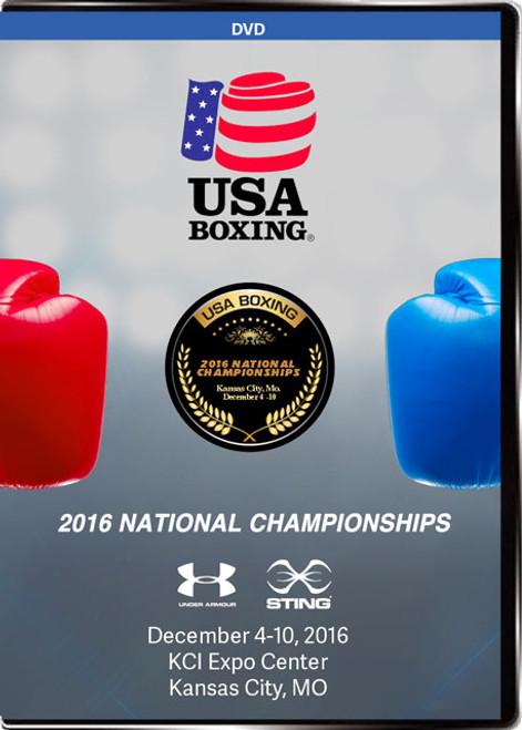 USA Boxing National Championships