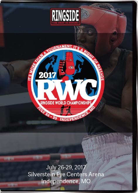 Ringside World Championships DVD Video Cover