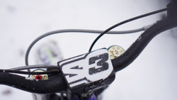 S3 HANDLE BAR PAD