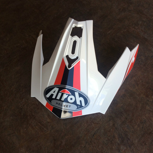 AIROH VISOR BREAKER RED