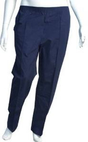 Crest® Basic Color Navy Scrub Uniform Pants - Pack of 5 (Size-S - #192-Petite)