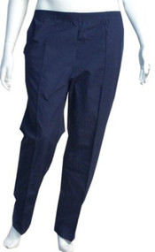 Crest® Basic Color Navy Scrub Uniform Pants - Pack of 5 (Size-XL - #292-Tall)