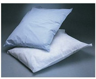 Disposable Wholesale Pillow Covers - Pack of 100 (White)