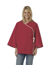 Medline Crisscross Front Mammography Jackets (1 Each)