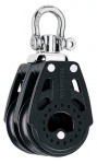 Harken 40mm Carbo double Block