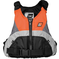 Magic Marine Skiff Zipper Jacket Orange