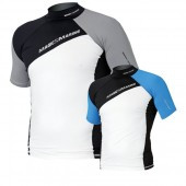 Magic Marine Energy Rash Vest - Grey SS Mens