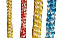 Rope 5mm Super light Polyspec - Red (per metre)