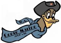 Goose Marine Custom Order - 6 rolls mylar tape as discussed