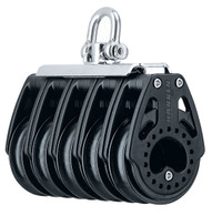 Harken 57mm Carbo 5 sheave swivel Block