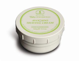 Taylor of Old Bond Street Avocado Shaving Cream 150g
