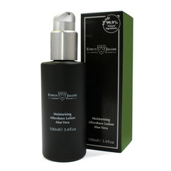 Edwin Jagger Aloe Vera After Shave Lotion 3.4 oz.