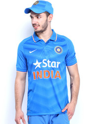 India Cricket ODI Jersey 2015