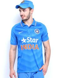 India Cricket ODI Jersey 2015