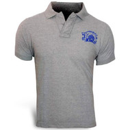 Chennai Super Kings Grey Polo T-shirt