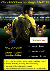 Weekly Summer Coaching Camp - Full Day Sessions