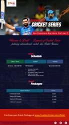 VIP Meet & Greet with Rohit Sharma - Desh Legends of Cricket Series