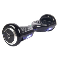 Smart Self Balancing Two Wheels Electric Scooter - Black