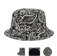 Paisley Bandana Bucket Unisex Baseball Hat