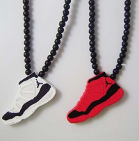 Jordan Sneakers Hip-Hop Fashion Necklace