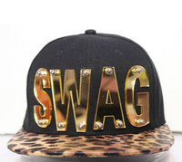 Hip-Hop Swag Snap-Back Hat