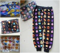 New Style Unisex Emoji Joggers Sweatpants
