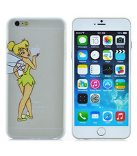Tinker Bell Transparent iPhone Cover