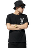 """""""Came A Long Way From The Weed Game"""" Men Hiphop T-Shirt black"""
