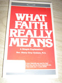 UB685 What Faith Really Means