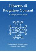Italian-English Prayer Book
