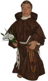 Soft Saint Doll - Saint Anthony of Padua