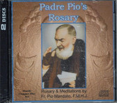 Padre Pio's Rosary CD (2 disks): Rosary and Meditations by Fr. Pio Mandato, FMHJ