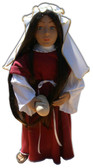 Soft Saint Doll--Saint Elizabeth of Hungary