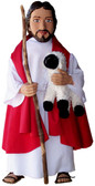 Soft Saint Doll--Jesus the Good Shepherd