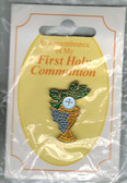 First Holy Communion Lapel Pin