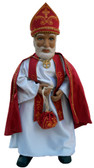 Soft Saint Doll - Saint Nicholas