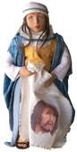 Soft Saint Doll . Saint Veronica
