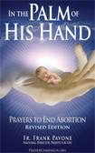 In the Palm of His Hand Prolife Prayer Booklet