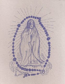 Note Cards - Our Lady of Fatima (set of 10)