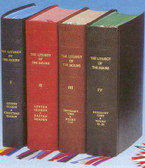 Four Volume Set of Liturgy of the Hours -  Standard Print